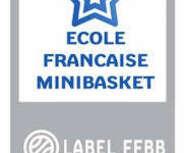 Label école de minibasket
